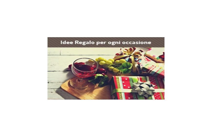 Le migliori idee regalo a portata di click